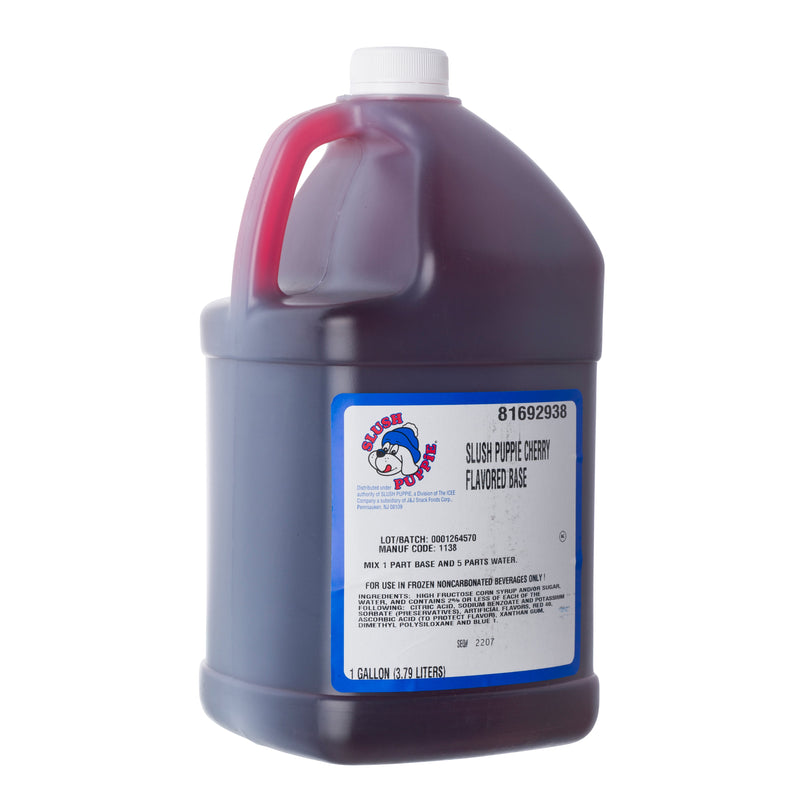 CHERRY FLAVOR BASE 4/1 gal