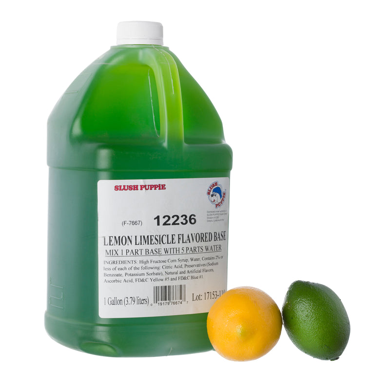 LEMON LIME FLAVOR BASE 4/1 gal