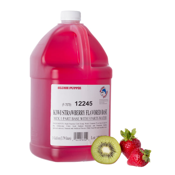 KIWI STRAWBERRY FLAVOR BASE 4/1 gal