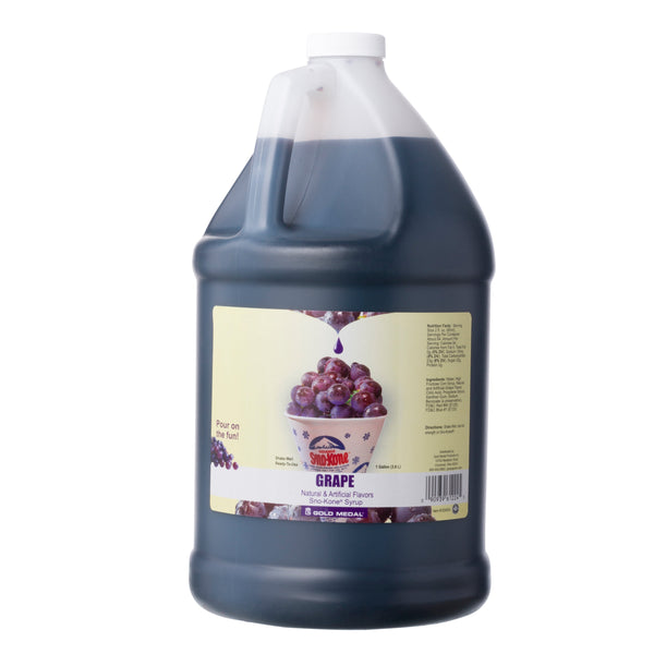 SNO-TREAT GRAPE 4/1 gal