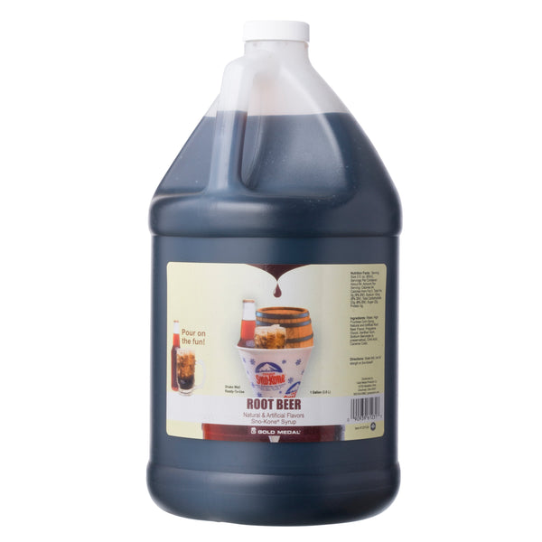 SNO-TREAT ROOT BEER 4/1 gal