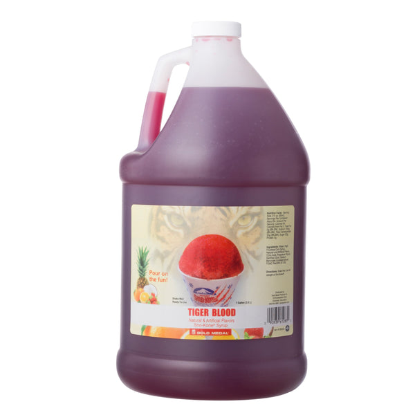 SNO-TREAT TIGER BLOOD 4/1 gal