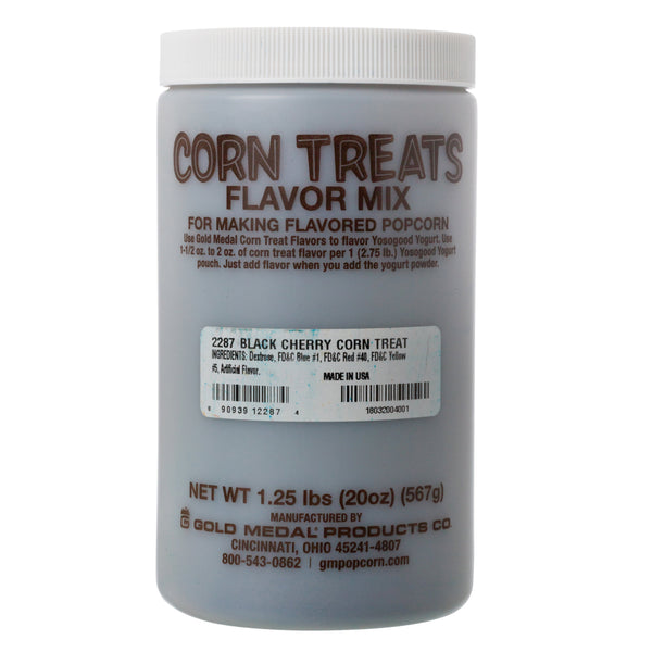 CORN TREAT MIX - BLACK CHERRY