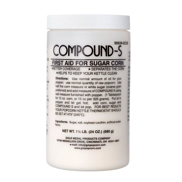 "JAR COMPOUND ""S"" 24 oz"