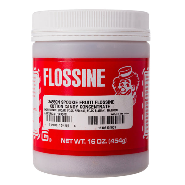 GRAPE FLOSSINE 1 lb TIN