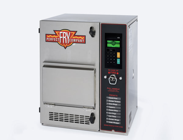 Perfect Fry Semi-Automatic Ventless Fryer
