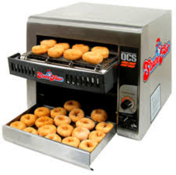 State Fair Mini Donut Conveyor Oven
