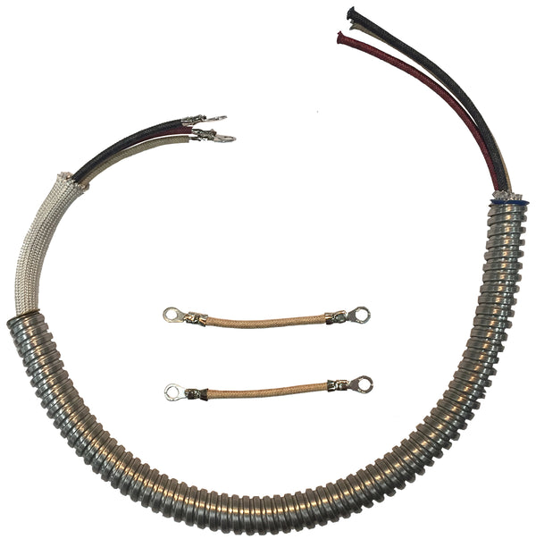 Kettle Wire Set  T2000 Flexible Conduit W/Wires