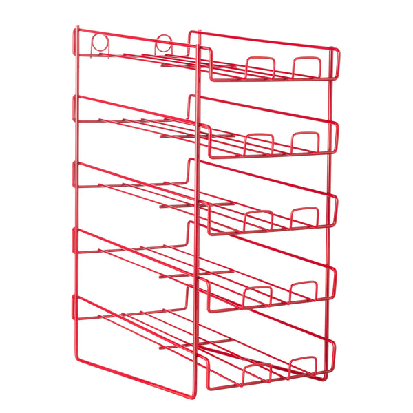 RICOS WIRE RACK WITH HEADER