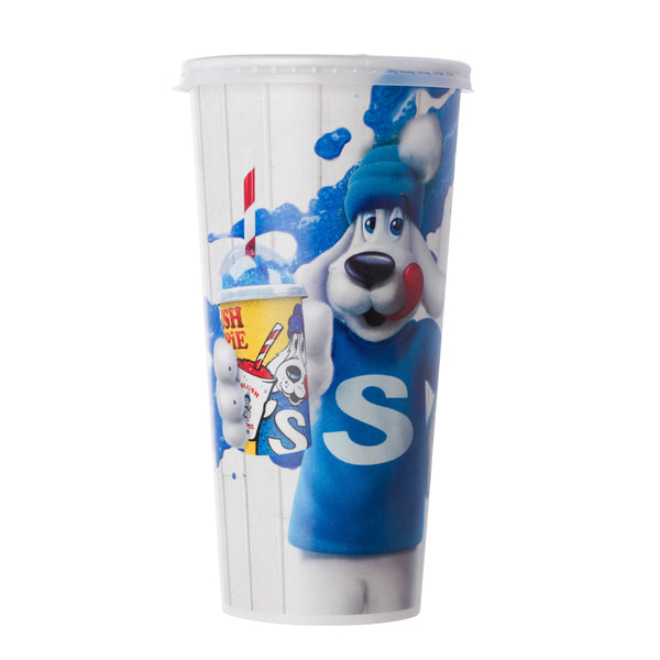 22 oz. SLUSH PUPPIE CUP 500/cs