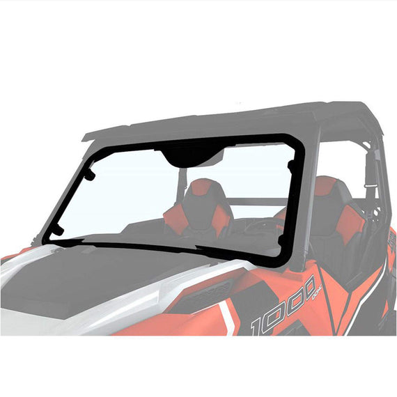 Polaris Pro-Fit Lock & Ride Glass Windshield  General 1000 EPS,