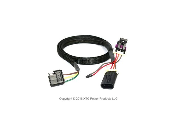Polaris General & 2019 Ranger XP Plug & Play OEM Harness to 4 Pin Flat Trailer Connector