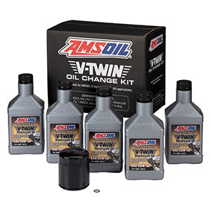 V-Twin Oil Change Kit (HDMB)
