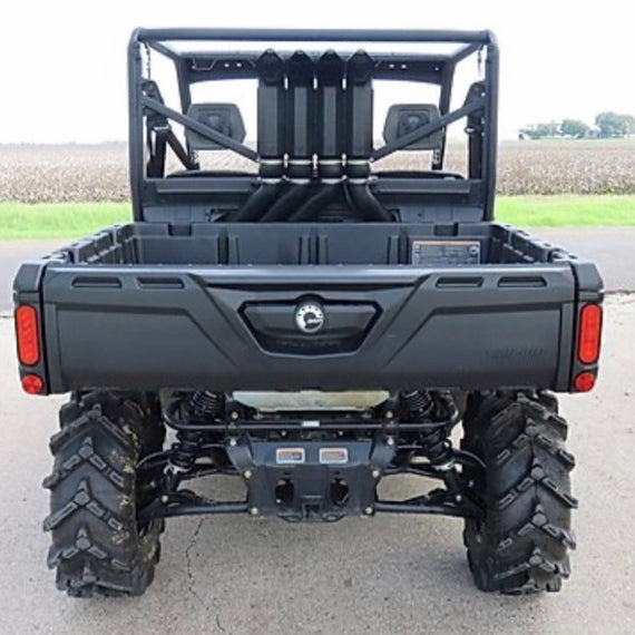 Warrior Riser Extension Snorkel kit for Can-Am Defender XMR