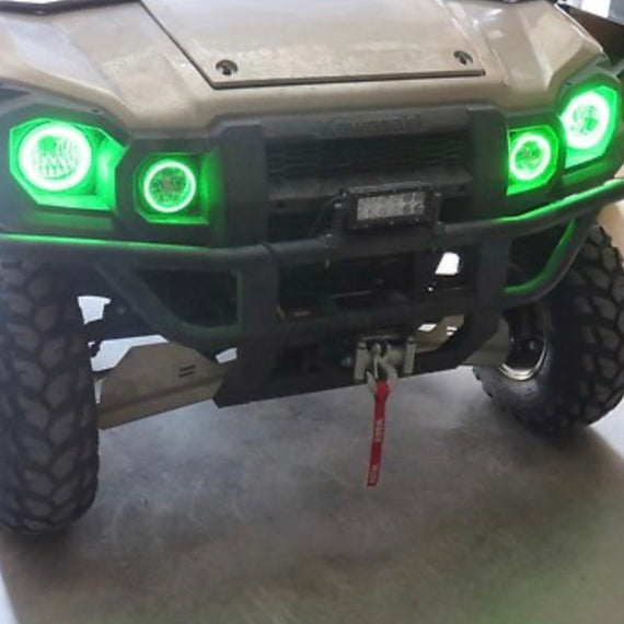 ANGEL EYES LED KIT FOR MULE PRO FX & FXT