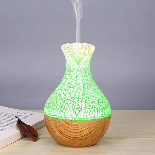diffuseur-ultrasons-humidificateur-grain vert