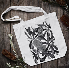 Banksia Canvas Tote Bag