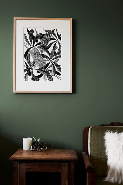Coastal Banksia Limited Edition Print