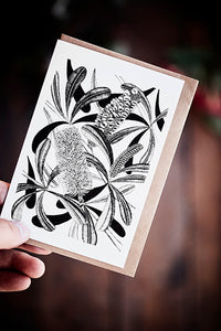Greeting Card Collections Pen and Ink