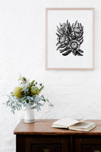 Protea Bunch Limited Edition Print