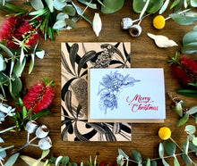 Christmas Card and Notebook Set