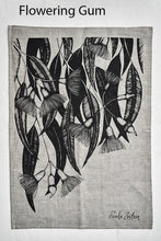 Botanical Art Tea Towel