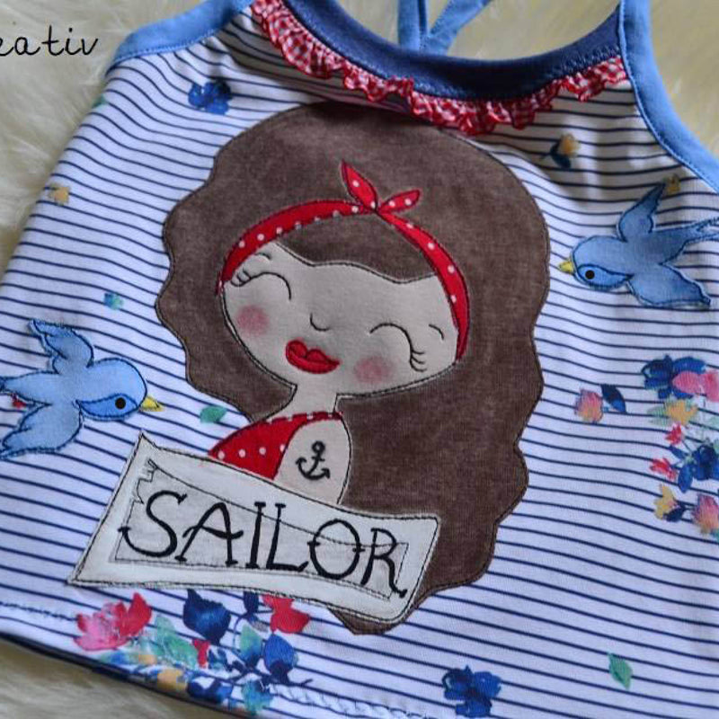 Applikationsvorlage Loula, call me Sailor