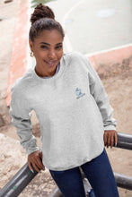 Load image into Gallery viewer, HAYATO - Cozy Wave Sport Grey Sweatshirt - HayatoClothing