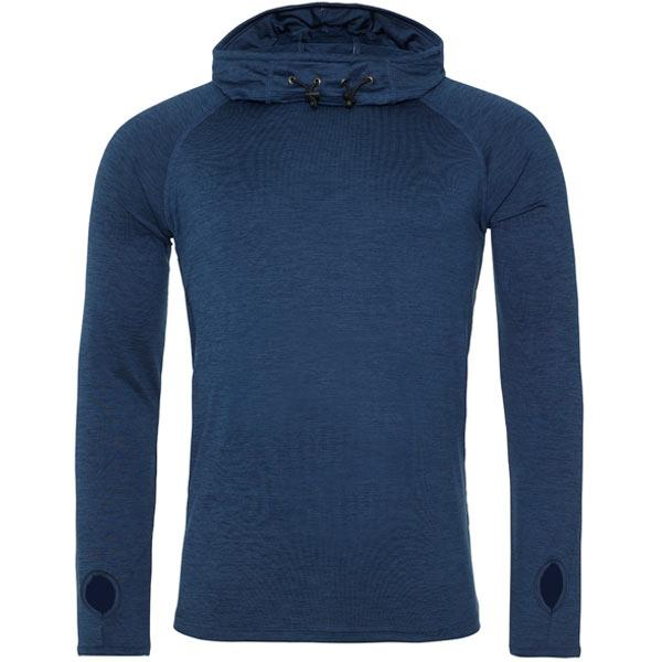 Cowl Neck Sports Jumper