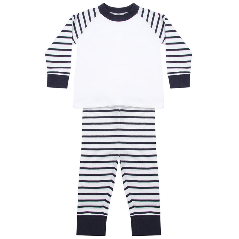 Baby's Striped Pyjamas