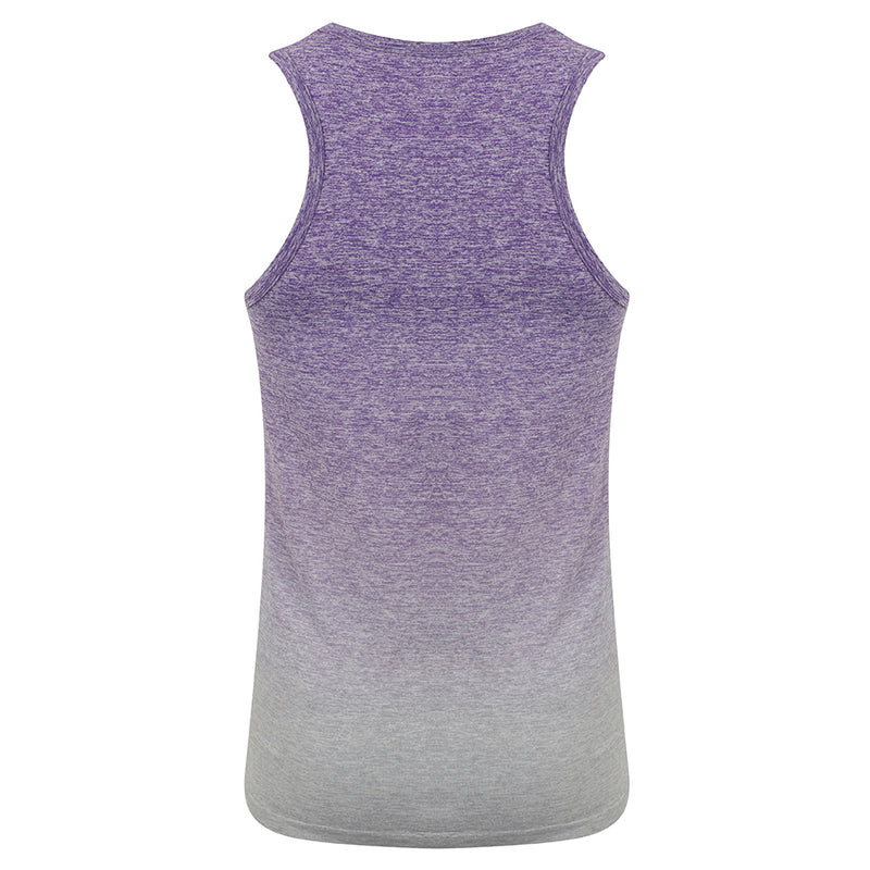 Women's Seamless Faded Vest