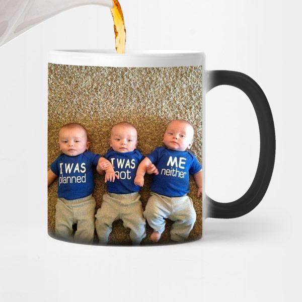 Heat Sensitive Mug