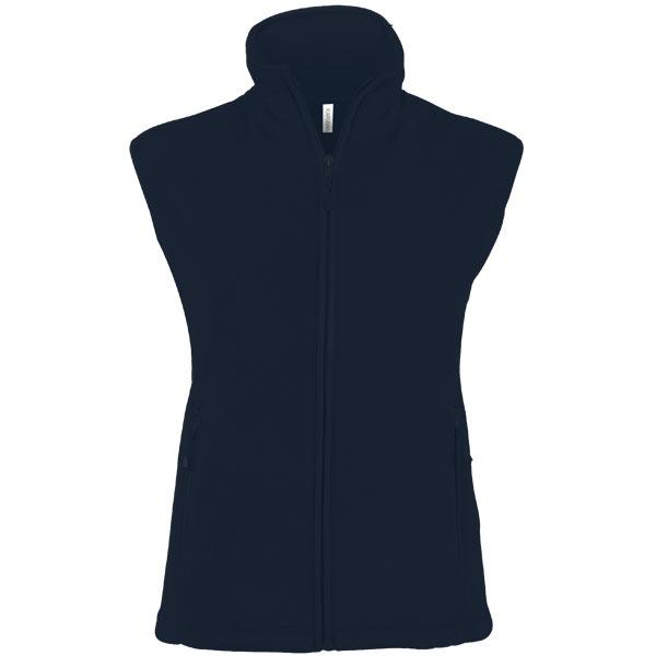 Women's Sleeveless Fleece