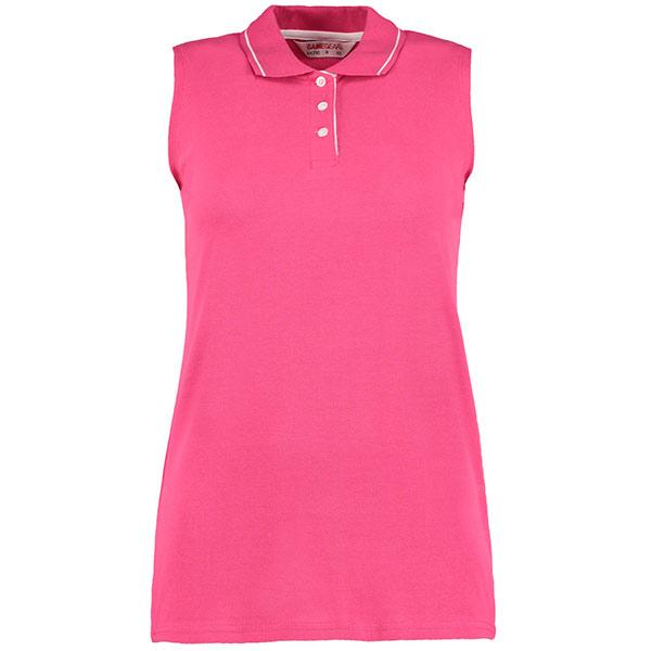 Women's Sleeveless Polo Shirt
