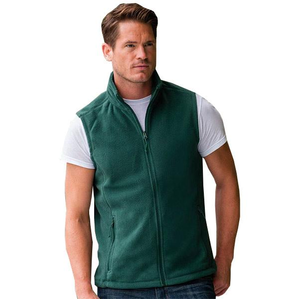 Men's Sleeveless Fleece