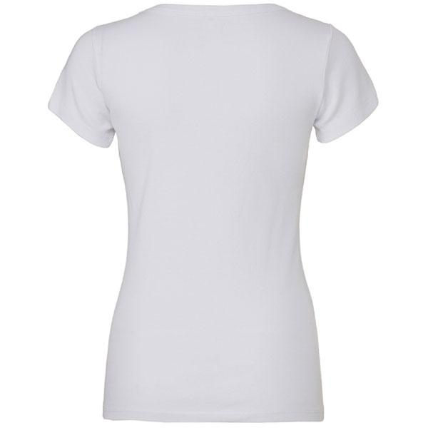 Women's Scoop Neck T Shirt