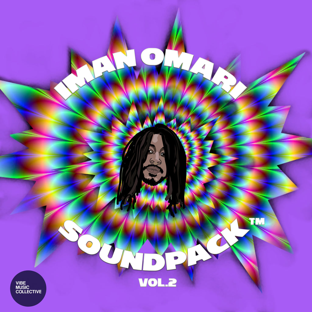 Iman Omari SoundPack™ vol.2