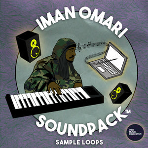 Iman Omari SoundPack™ | Sample Loops