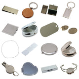 Blank Items for DIY Products, Wholesale from DPJ Wholesale