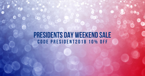 Wholesale Blanks Presidents Day Weekend Sale