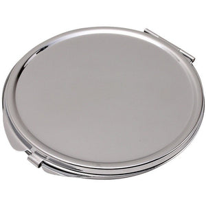 Wholesale Lot of 25 Blank Metal Compact Mirror Cases Large DIY
