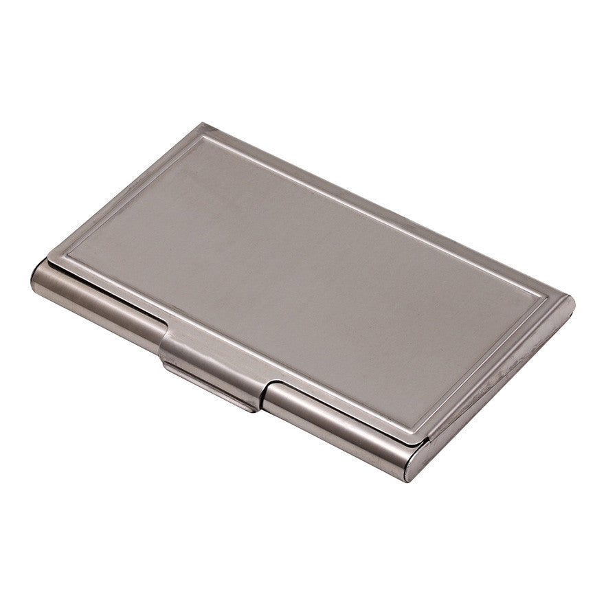 Wholesale Lot of 30 Blank Metal Business Card Holder Cases DIY
