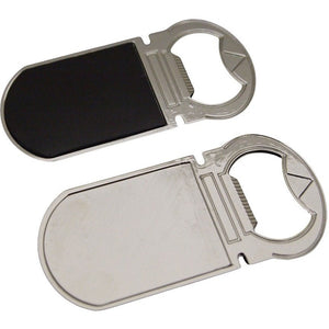 Wholesale Blank Metal Bottle Openers with Magnet DIY