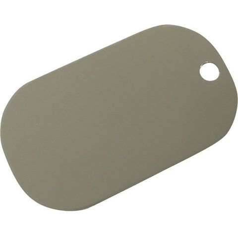 Wholesale Blank Dog Tags Silver