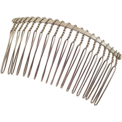 metal hair combs