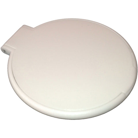 Wholesale Blank Thin Plastic Compact Cosmetic Mirror Cases