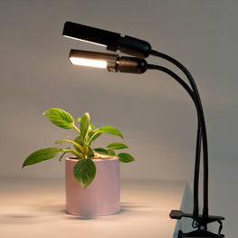 white full spectrum hydroponic lights growing plants indoors replaceable bulbs