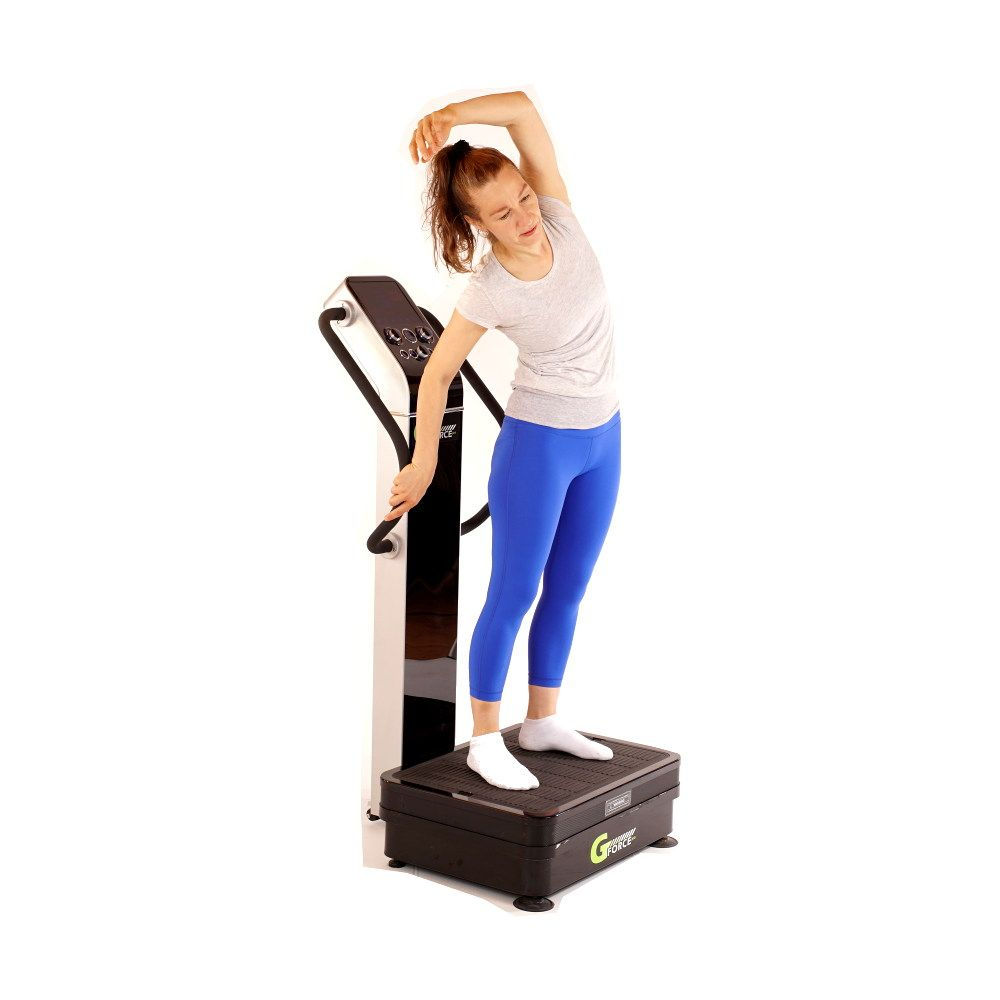Whole Body Vibration Fitness Machines: Types of Vibrations