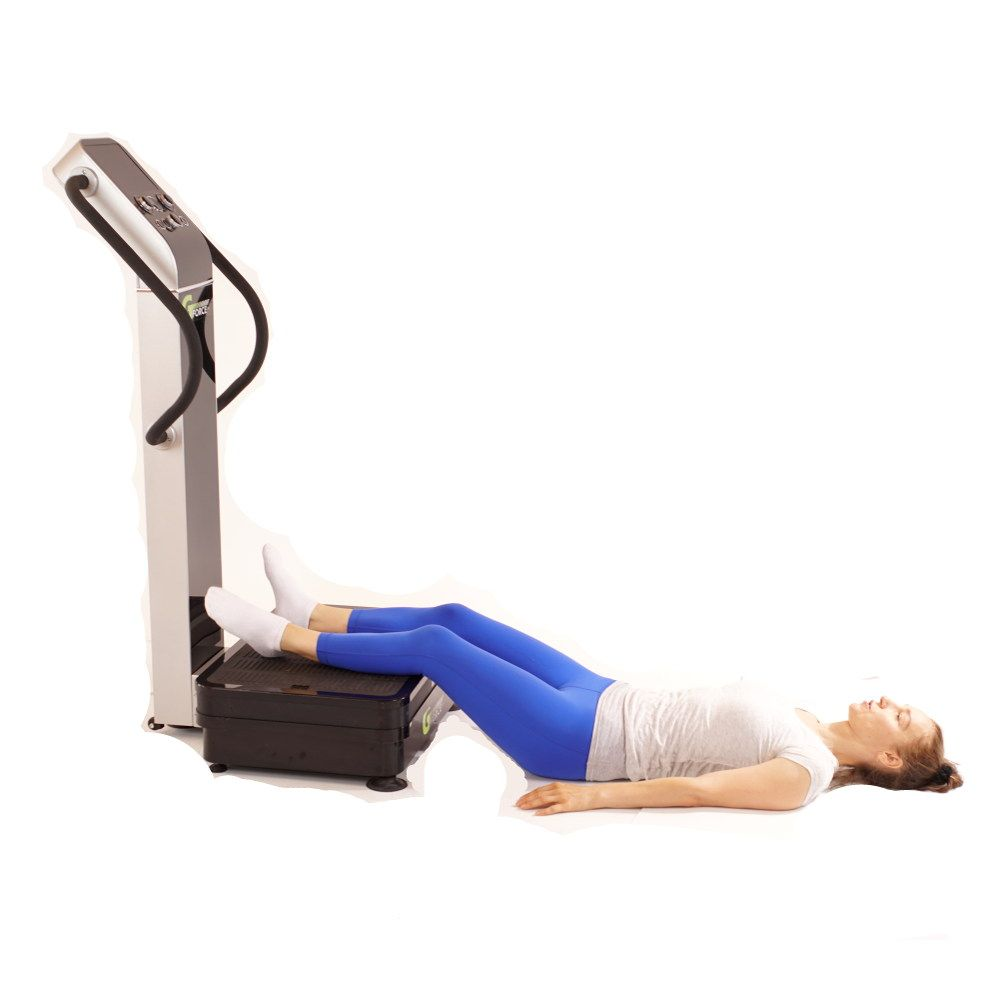 Relaxation Exercises for Whole Body Vibration Plate Machines