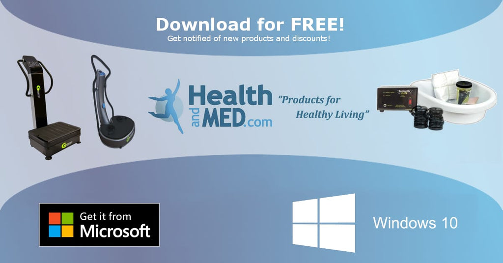 HEALTHandMED Version 2.0 for Windows 10 Released